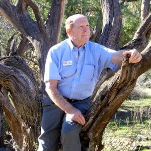 Reg McCormick, the artist